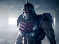 ロビンマスク 実写版の筋肉