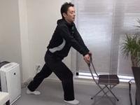 足底筋膜炎(足底腱膜炎)のストレッチで足の裏の痛みを改善
