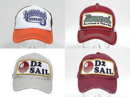 ディースク新作CAP