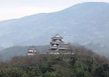 01大洲城/肱川橋より