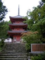 宝福寺三重ノ塔