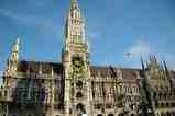 予告・ミュンヘン市庁舎
