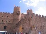 16シグエンサ城(パラドール)