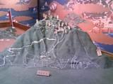 観音寺山模型