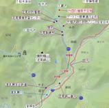 足尾銅山マップ