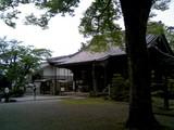 09GW旅行02渡岸寺観音堂