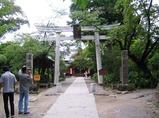 11懐古神社(本丸)