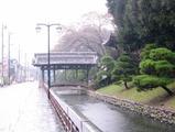 01堀と太鼓橋