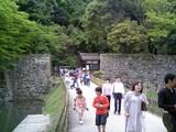 彦根城17黒門跡