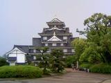 110529岡山城