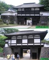 03三の門(懐古園正門)