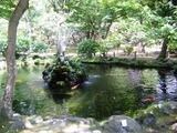 21本丸の池