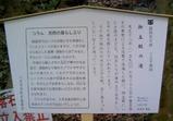 八王子城19御主殿の滝/解説