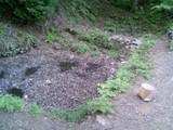 小谷城05_馬洗池跡