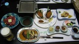 27春日ホテル夕食01