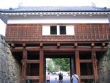 09櫓門(内側より)