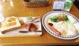 07ホテル「アストリア」朝食
