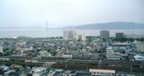 07明石海峡大橋と淡路島