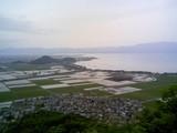 09GW旅行14近江八幡山より