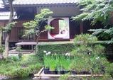 07明月院_本堂円窓(裏)