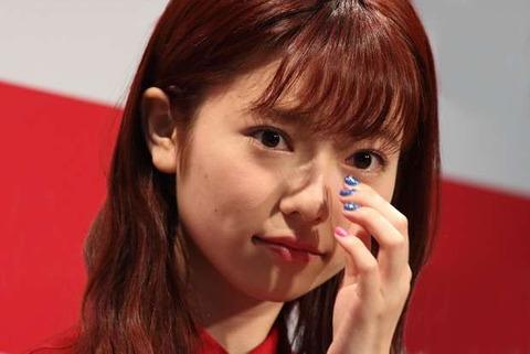 AKB48島崎遥香が浴びた辛辣な発言 スタッフから「代わりは誰でもいる」