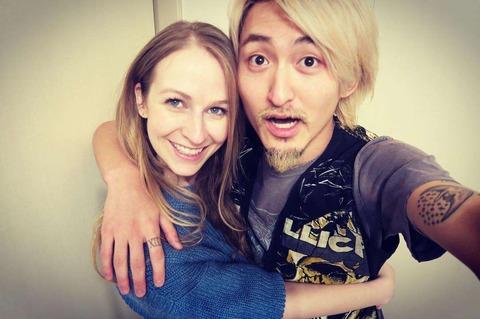 ワンオクRyota、結婚報告で2ショット公開「とても幸せです!!」