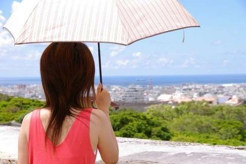 「日傘さす奴はだいたいブス」