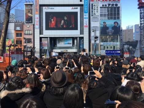 """V系2大カリスマ""DIR EN GREY×PIERROT、初の合同ライブ発表"