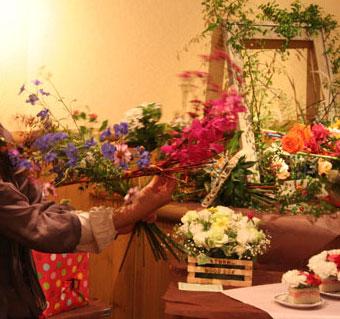 花ギフト|フラワーギフト|誕生日 花|カノシェ話題|スタンド花|ウエディングブーケ|花束|花屋|rie2