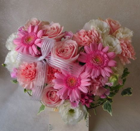 花ギフト|フラワーギフト|誕生日 花|カノシェ話題|スタンド花|ウエディングブーケ|花束|花屋|49063
