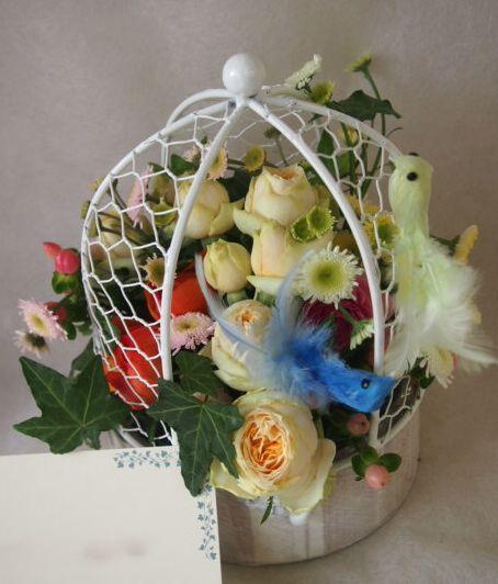 花ギフト|フラワーギフト|誕生日 花|カノシェ話題|スタンド花|ウエディングブーケ|花束|花屋|45872