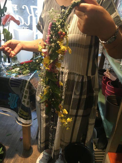 花ギフト|フラワーギフト|誕生日 花|カノシェ話題|スタンド花|ウエディングブーケ|花束|花屋|IMG_3258
