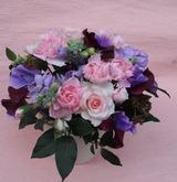 花ギフト|フラワーギフト|誕生日 花|カノシェ話題|スタンド花|ウエディングブーケ|花束|花屋|110-2