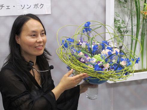 花ギフト|フラワーギフト|誕生日 花|カノシェ話題|スタンド花|ウエディングブーケ|花束|花屋|buru-