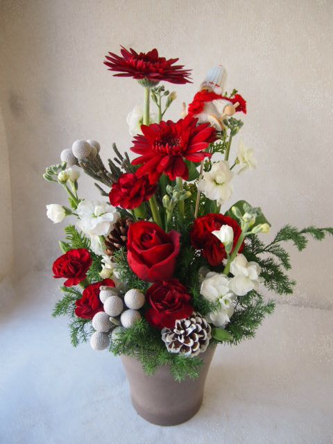花ギフト|フラワーギフト|誕生日 花|カノシェ話題|スタンド花|ウエディングブーケ|花束|花屋|52016(2)