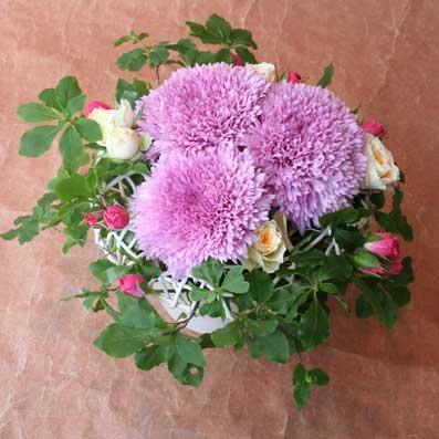 花ギフト|フラワーギフト|誕生日 花|カノシェ話題|スタンド花|ウエディングブーケ|花束|花屋|きみえさん マム