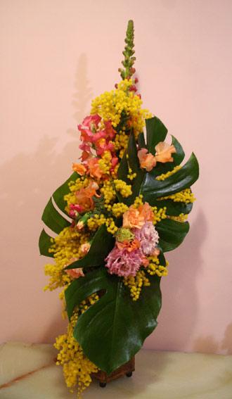 花ギフト|フラワーギフト|誕生日 花|カノシェ話題|スタンド花|ウエディングブーケ|花束|花屋|IMG_2492