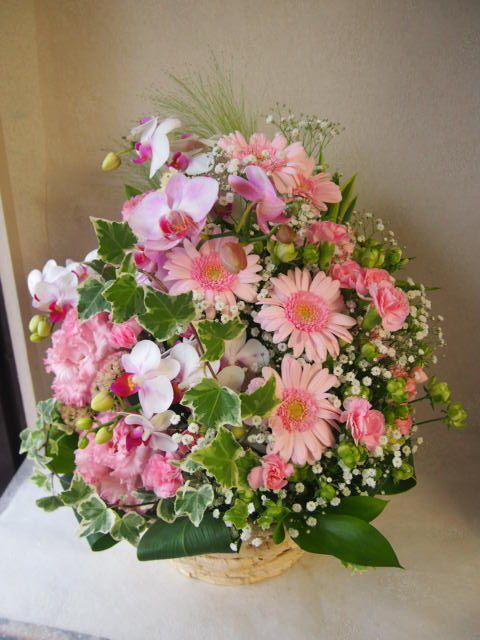 花ギフト|フラワーギフト|誕生日 花|カノシェ話題|スタンド花|ウエディングブーケ|花束|花屋|49078