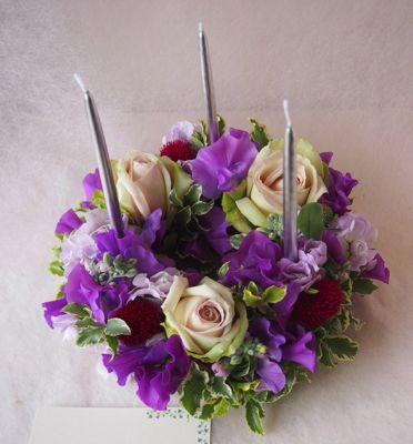 花ギフト|フラワーギフト|誕生日 花|カノシェ話題|スタンド花|ウエディングブーケ|花束|花屋|38910