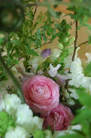 花ギフト|フラワーギフト|誕生日 花|カノシェ話題|スタンド花|ウエディングブーケ|花束|花屋|ピンクラナン2