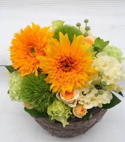 花ギフト|フラワーギフト|誕生日 花|カノシェ話題|スタンド花|ウエディングブーケ|花束|花屋|IMG_0847