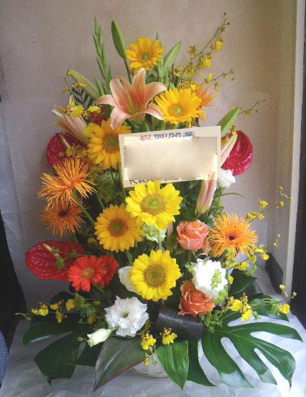 花ギフト|フラワーギフト|誕生日 花|カノシェ話題|スタンド花|ウエディングブーケ|花束|花屋|ki