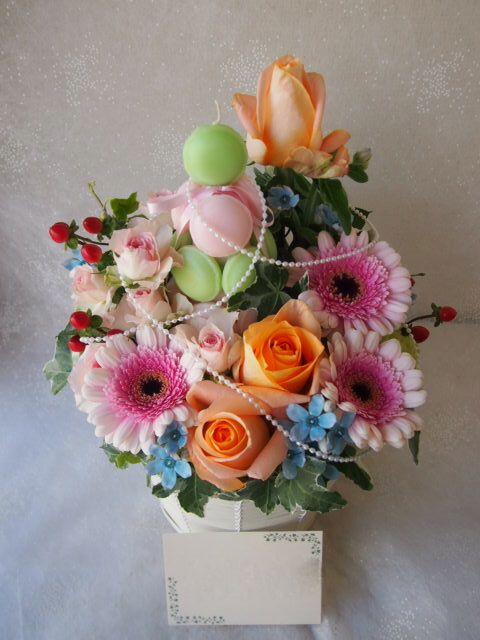 花ギフト|フラワーギフト|誕生日 花|カノシェ話題|スタンド花|ウエディングブーケ|花束|花屋|55059