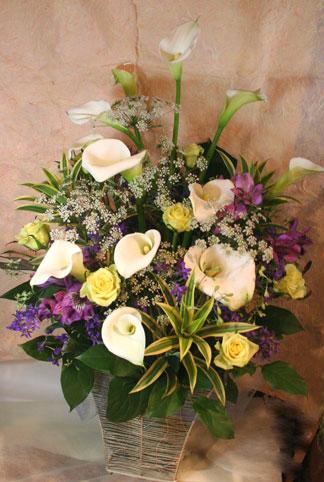 花ギフト|フラワーギフト|誕生日 花|カノシェ話題|スタンド花|ウエディングブーケ|花束|花屋|源氏