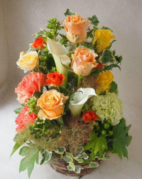 花ギフト|フラワーギフト|誕生日 花|カノシェ話題|スタンド花|ウエディングブーケ|花束|花屋|49080