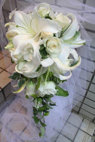 花ギフト|フラワーギフト|誕生日 花|カノシェ話題|スタンド花|ウエディングブーケ|花束|花屋|椿山荘白