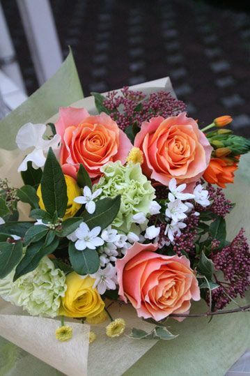 花ギフト|フラワーギフト|誕生日 花|カノシェ話題|スタンド花|ウエディングブーケ|花束|花屋|san