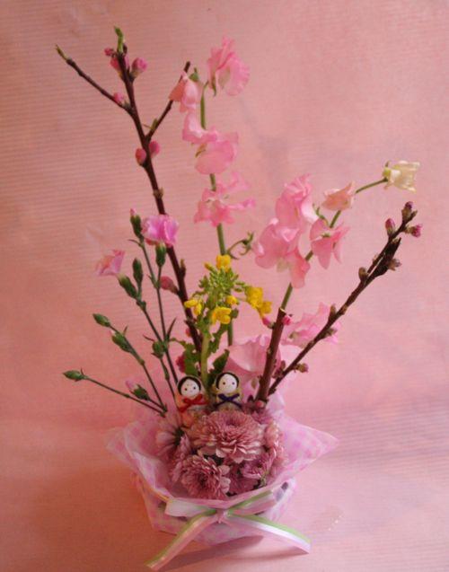 花ギフト|フラワーギフト|誕生日 花|カノシェ話題|スタンド花|ウエディングブーケ|花束|花屋|IMG_1182