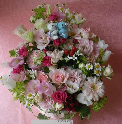 花ギフト|フラワーギフト|誕生日 花|カノシェ話題|スタンド花|ウエディングブーケ|花束|花屋|かよこ ペア