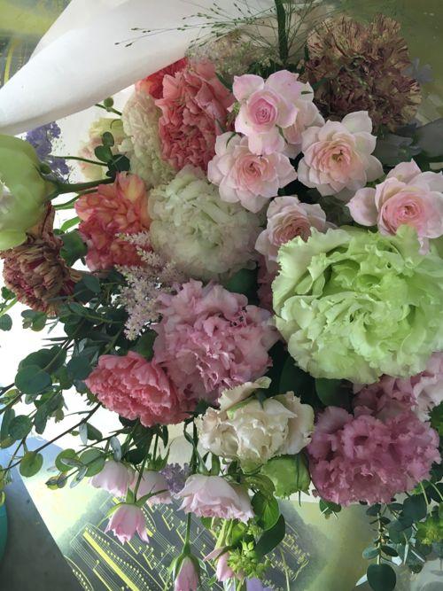 花ギフト|フラワーギフト|誕生日 花|カノシェ話題|スタンド花|ウエディングブーケ|花束|花屋|IMG_1017